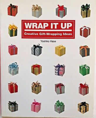 Wrap It Up: Creative Gift-Wrapping Ideas by Yoshiko Tase - NEW