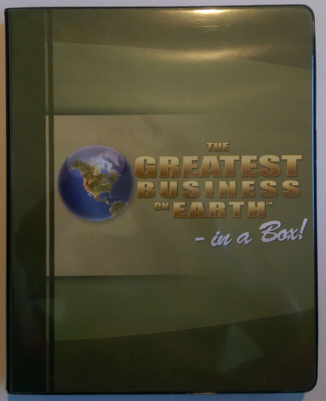 THE GREATEST BUSINESS ON EARTH- IN A BOX!  Jim Prince  FUTURES OPTIONS TRADING