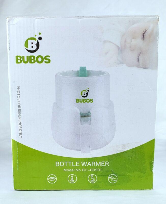 Bubos Smart Fast Heating Baby Bottle Warmer Heater, BPA Free, Automatic Shutoff