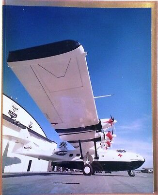 BIRD SPACE TECHNOLOGY Vintage Photograph Circa 1965 Prop Plane Palm Springs #2