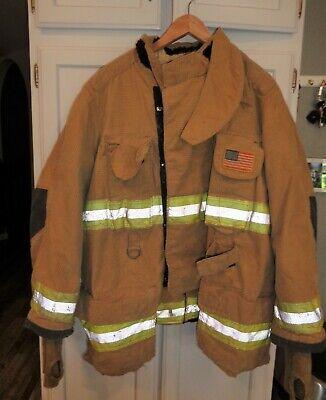 Janesville Firefighter Turnout Bunker Jacket Size 4637r