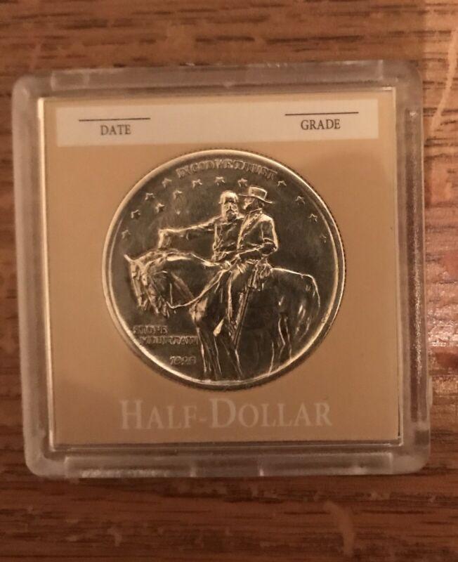 1925 Stone Mountain Commemorative Half Dollar 90% Silver