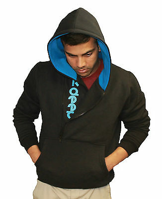 An example of a high quality PolyCotton mens hoodie