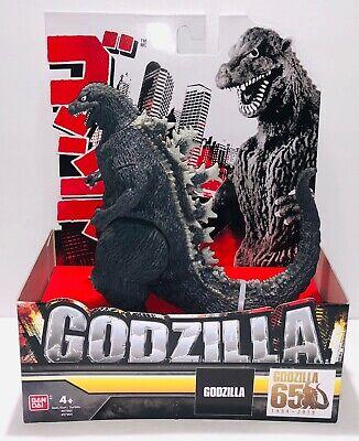 Godzilla, 65th Anniversary, Ban Dai Action Figure # 97904, NEW.