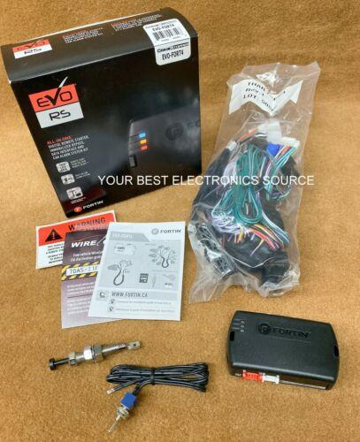 NEW Fortin EVO-FORT4 Digital Remote Start for Select 2007+ Ford, Lincoln, Mazda