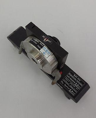 Rofin Sinar Water Cooled Spatial Filter Max Aperture 2.4mm Datum 17.10.00