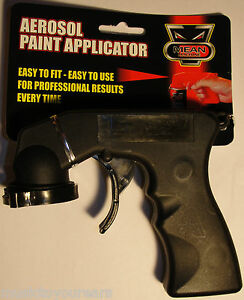 spray paint applicator trigger handle can easy to use car canvass new. Black Bedroom Furniture Sets. Home Design Ideas
