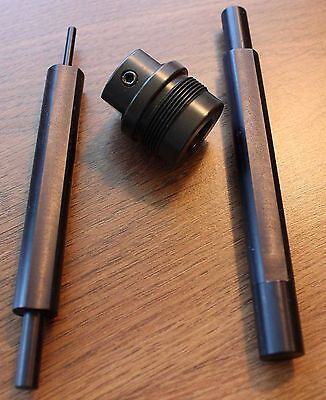 16C and 3J Steel Tipped Collet Stop Ejector Rods 0 Made in USA 5C