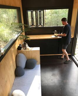 Container house/ Forrest Cabin