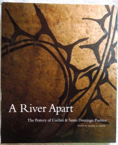 Book THE POTTERY OF COCHITI  & SANTO DOMINGO PUEBLOS Hardcover 2008