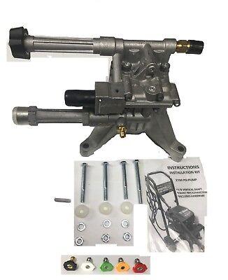 Free Wand Tips Pressure Washer Pump Troy-bilt Hoses Under Plug 020489 206383gs