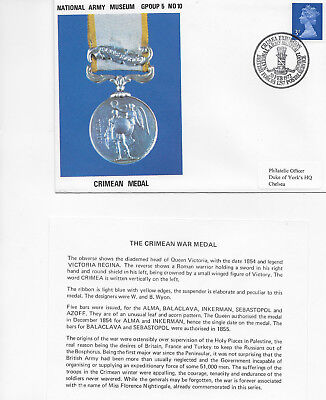 NATIONAL ARMY MUSEUM COVER GROUP 5. COVER 10