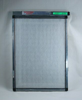 AIRSCREEN ELECTRONIC AIR FILTER BY CIMATEC, MODEL 1000/2000 - 14