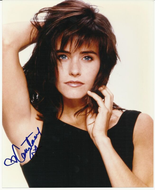 COURTENEY COX SIGNED 8X10 PHOTO PROOF! IN PERSON COA FRIENDS