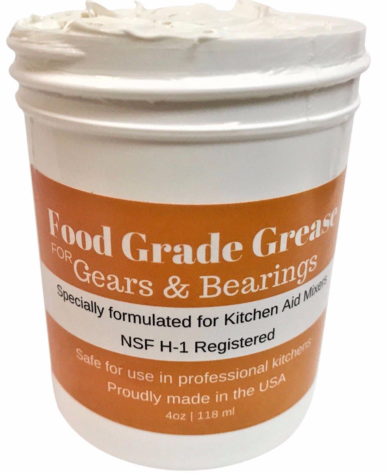 4oz Food Grade Grease for KitchenAid Stand Mixer