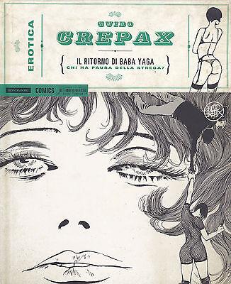 CREPAX : collana EROTICA n° 26 - Il ritorno di BABA YAGA - ed. Mond. SCONTO 50%