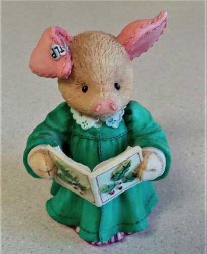 "1998 Enesco TLP This Little Piggy ""Squeel for Joy"" 372536 - Rare"