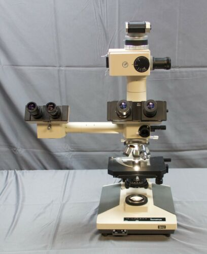 Olympus BH2 Microscope   (R10