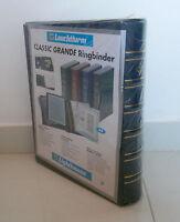 Raccoglitore / Album Leuchtturm Grande + Custodia Rosso Per Fogli A4 300787 -  - ebay.it