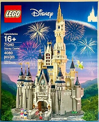 LEGO The Disney Castle (71040) Brand New - Factory Sealed