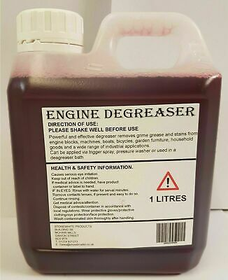HEAVY DUTY CLEANER AND ENGINE DEGREASER 1 LITRE