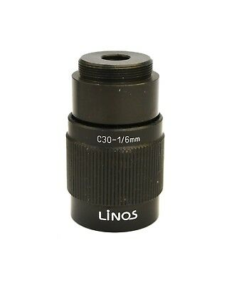 Linos C30-16mm Laser Beam Expander - C30-16mm 4x And 7x