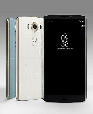 """Android Phone - LG V10 H901 (T-mobile Unlocked) 64GB 4G VOLTE 5.7"""" 16MP GSM Smartphone"""