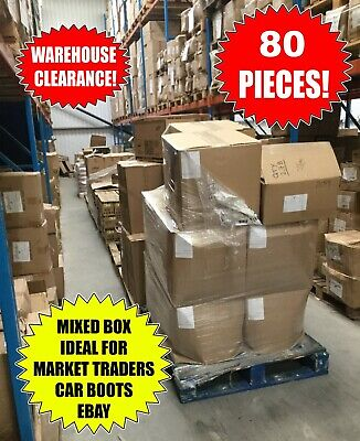80 ITEMS FOR RESALE WHOLESALE JOB LOT IDEAL FOR CAR BOOT SALE EBAY AND MARKETS
