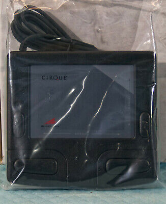 Cirque Smart Cat® AG Touchpad - Better Than a Mouse! Black, PS2,