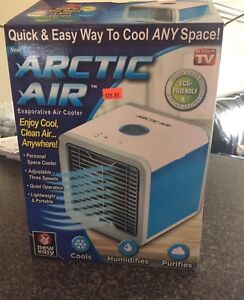 Arctic Air personal space cooler/fan