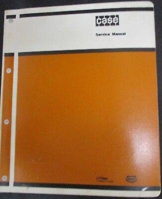 Case 580c Tractor Loader And Backhoe Service Manual