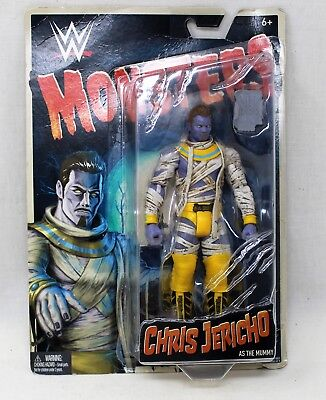 WWE Superstar Chris Jericho Y2K AS The Mummy Brand New NIB Holloween Costume](Childrens Holloween Costumes)