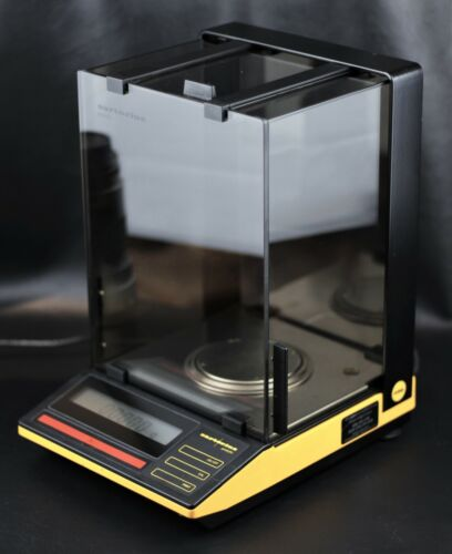 Sartorius A200S Digital Electronic Analytical Lab Balance Scale, 0.0001g to 202g