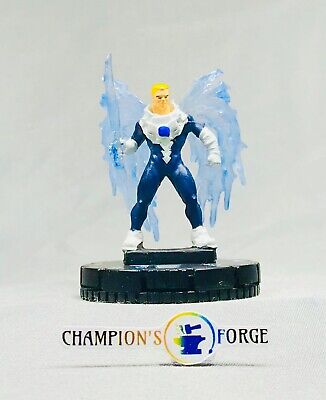 Heroclix The Flash Set ~ Cobalt Blue #055 Super Rare w/ Card  (Cobalt Blue Flash)