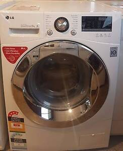 LG 8kg Front Load Washing Machine WD14024D6 Thomastown Whittlesea Area Preview