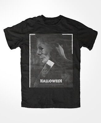 Halloween Michael  T-Shirt Halloween,Movie,Kult,Michael,Horror,Freddy,Jason