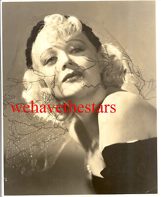 Vintage Marion Martin GLAMOUR HAT FASHION '30s Publicity Portrait by RAY JONES