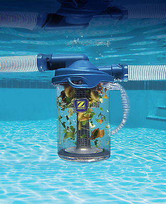 Inground Pool Cleaner Leaf Automatic Supplies Parts Vacuum Swimming Above Ground