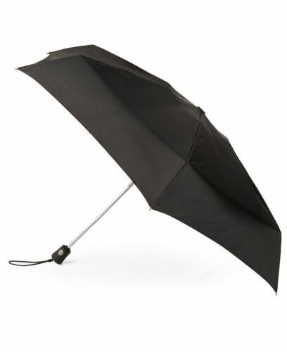 Totes Auto Open/Close Traveler Umbrella