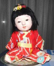 Antique Japanese Baby Dolls Mandurah Mandurah Area Preview