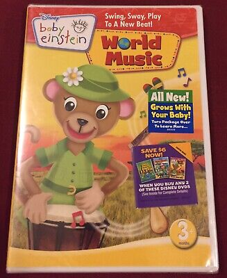Baby Einstein: World Music [DVD]