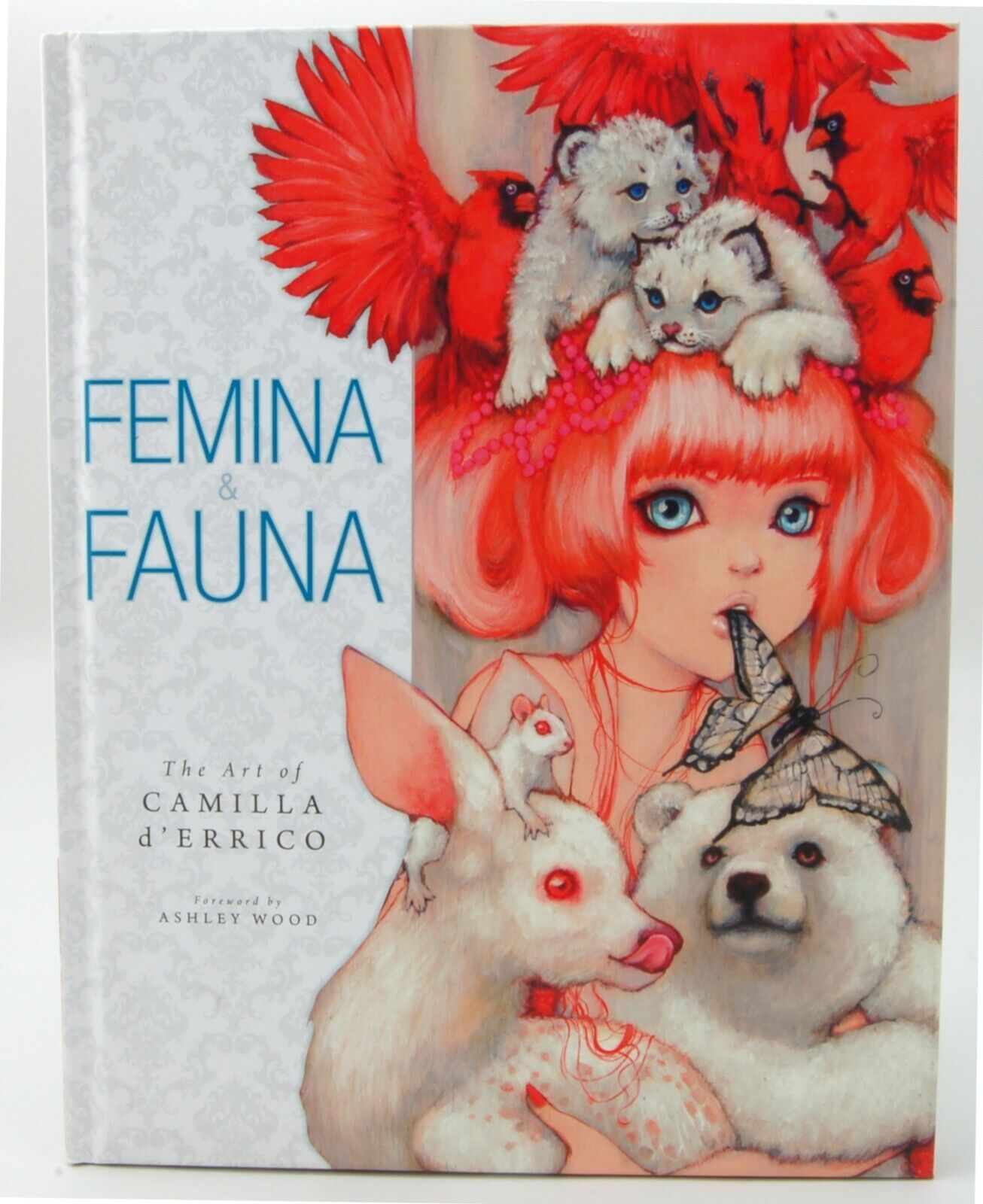 Купить Femina & Fauna The Art of Camilla d'Errico Hardcover
