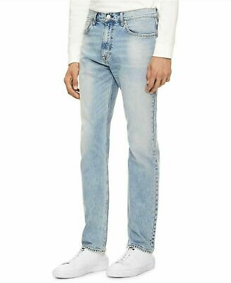 CK Calvin Klein Straight Droit CKJ Jeans Frey 30 X 30