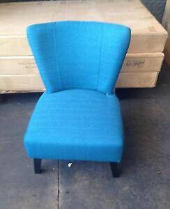 NEW BLUE   COSBY CHAIR Wakeley Fairfield Area Preview