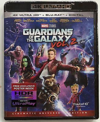Guardians Of The Galaxy Vol 2 4K Ultra Hd  Blu Ray  Digitalhd