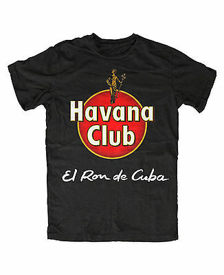 T-SHIRT HAVANA CLUB VINTAGE HAVANNA TISA CHE GUEVARA DOPE schwarz ()