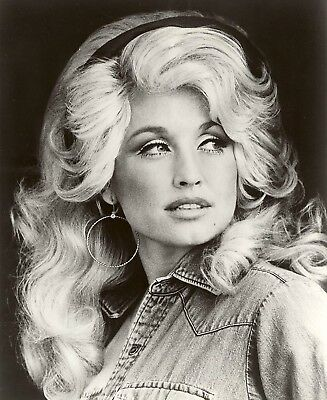 Dolly Parton Iron On Transfer For T-Shirt & Other Light Color Fabrics #3
