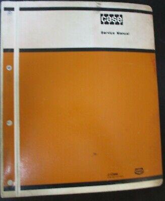Case 530 Construction King Loader Backhoe Tractor Service Manual