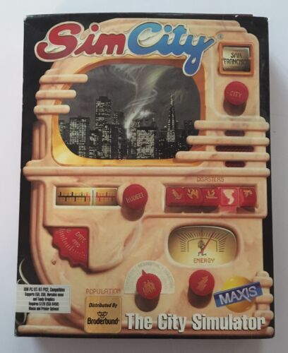 Sim City The City Simulat....<br>