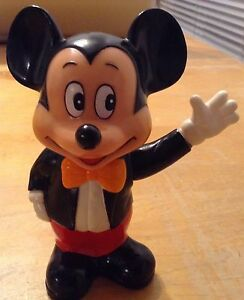 COLLECTION DISNEY VINYLE MICKEY MOUSE TIRELIRE